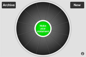 Focus Wheel screenshot 1