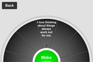 Focus Wheel screenshot 2